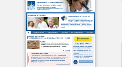 FRM : Alzheimer