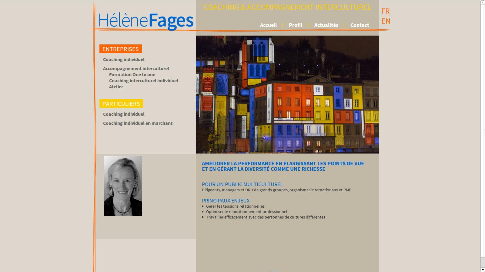 Hélène Fages